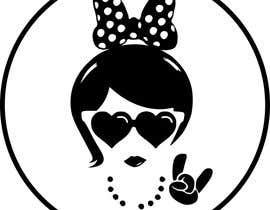 nº 7 pour Create icon / Hipster women at bachelorette party par AngiePavlov