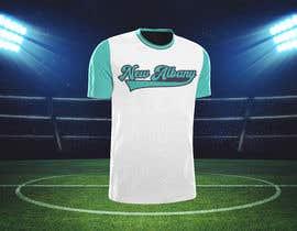 #81 untuk Need a baseball script font created for a t-shirt oleh FARUKTRB