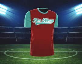 #82 untuk Need a baseball script font created for a t-shirt oleh FARUKTRB
