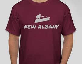 #65 untuk Need a baseball script font created for a t-shirt oleh dmasturina