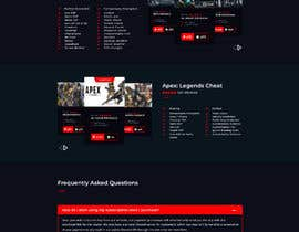 nº 2 pour Improve our website's looks (Full makeover) par rajatdhunk