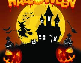 #46 for Halloween Card by russellgd85