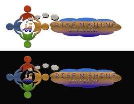 #72 для Logo for Rise n Shine Daycare від NADAFATI
