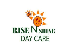 #74 для Logo for Rise n Shine Daycare від shyamolivic1990