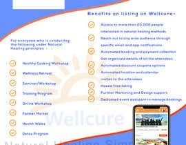 #30 для EVENT INVITATION POSTER REQUIRED FOR WELLCURE.COM от zahidhassansohan