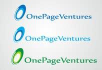 Graphic Design Inscrição do Concurso Nº122 para Logo Design for OnePageVentures - start up company