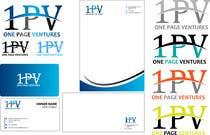 Logo Design for OnePageVentures - start up company için Graphic Design12 No.lu Yarışma Girdisi