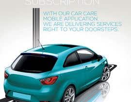 Nro 10 kilpailuun Create attractive poster for car wash monthly subscription käyttäjältä Ajdiodadoz