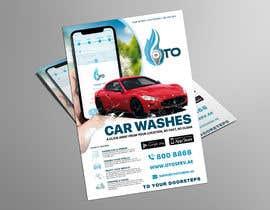 Nro 16 kilpailuun Create attractive poster for car wash monthly subscription käyttäjältä zmdes