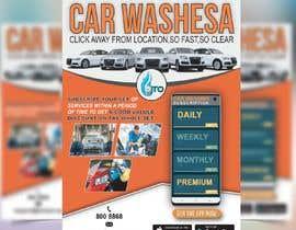 Nro 15 kilpailuun Create attractive poster for car wash monthly subscription käyttäjältä tanbir220