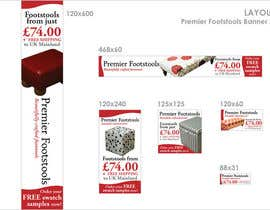meichuen tarafından Affiliate Banners Design for Premier Footstools Affiliate Scheme için no 10