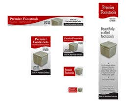 smarttaste tarafından Affiliate Banners Design for Premier Footstools Affiliate Scheme için no 8