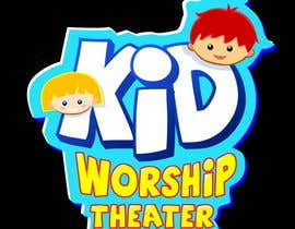 nº 3 pour Logo Design for Children's Worship Theater par Stevieyuki