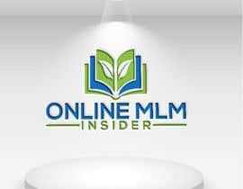 #144 для Design a NEW Logo for the brand 'Online MLM Insider' от tahminaakther512