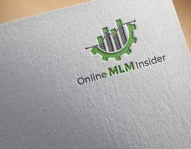 #113 для Design a NEW Logo for the brand 'Online MLM Insider' от Noyen019