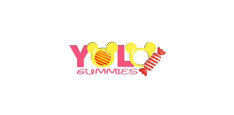 Penyertaan Peraduan #431 untuk Logo YOLO GUMMIES