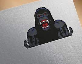 #19 pentru Something wit a a gorilla. Smoke maybe coming off the gorilla. Chains hanging of the wrists of the gorilla. Use all words somewhere in logo. Gorilla must look strong and powerful. Have the world or globe in logo. Use creativity as best as possible. de către shakilpathan7111
