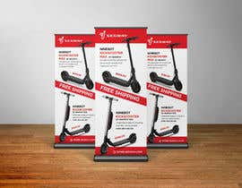 #13 for Product Stand Up Banner by tarikulkerabo