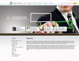 nº 1 pour Website Design for IT Company using Drupal par cwsolutionz