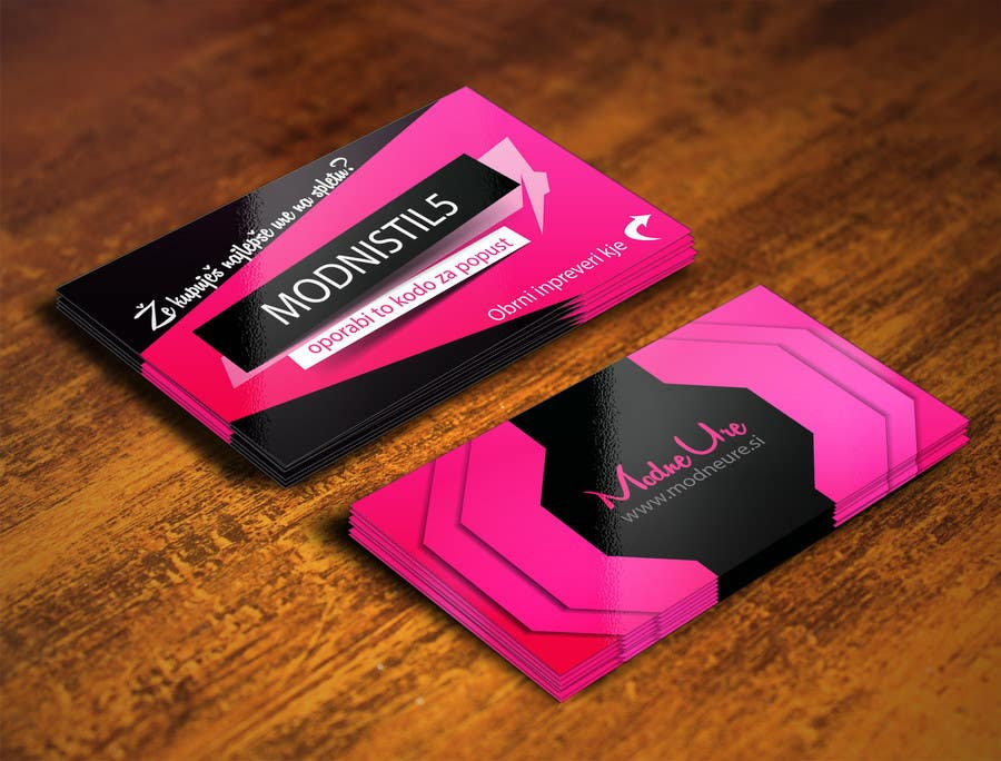 Entry 10 By Rbgranados For Design 4 Business Cards Coupons Freelancer