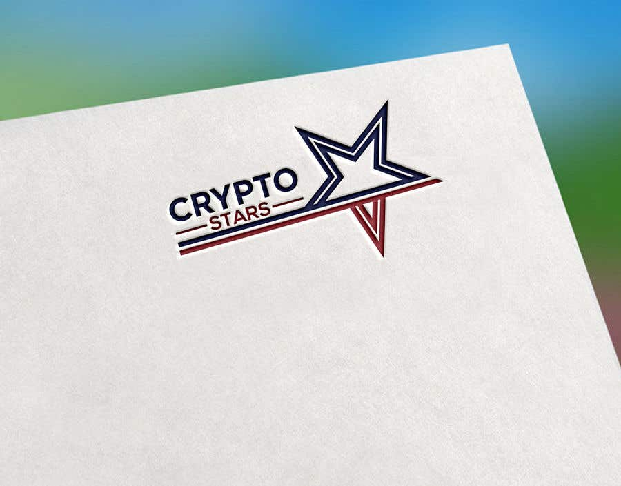 "Proposition n°240 du concours DESIGN me Logo for ""Crypto Stars"""
