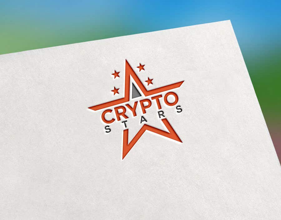 """Proposition n°242 du concours DESIGN me Logo for """"Crypto Stars"""""""