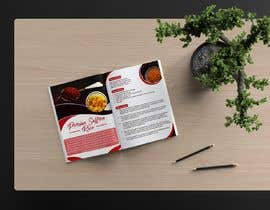 #33 untuk Recipe Design Brochure/Document oleh kulsoommehmood5