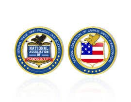 #40 for Challenge Coin by wideupgpdesigner