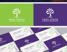#307 for Erba Verde - Logo for Nutraceutical (supplement) wellness company by usamajay