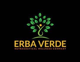#256 for Erba Verde - Logo for Nutraceutical (supplement) wellness company av Tasudesign