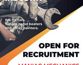 vivekdaneapen tarafından I need a job add. We're recruiting staff. We work in the automotive industry. Looking for a few words. Effortless and catchy. için no 13