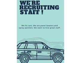 mehedibondhon tarafından I need a job add. We're recruiting staff. We work in the automotive industry. Looking for a few words. Effortless and catchy. için no 10