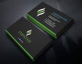 Nro 1233 kilpailuun Cool Business Cards käyttäjältä ABBASRX