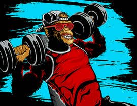 #20 for Monkey Illustrations (if good -> longtime fix income!) af Kotan23
