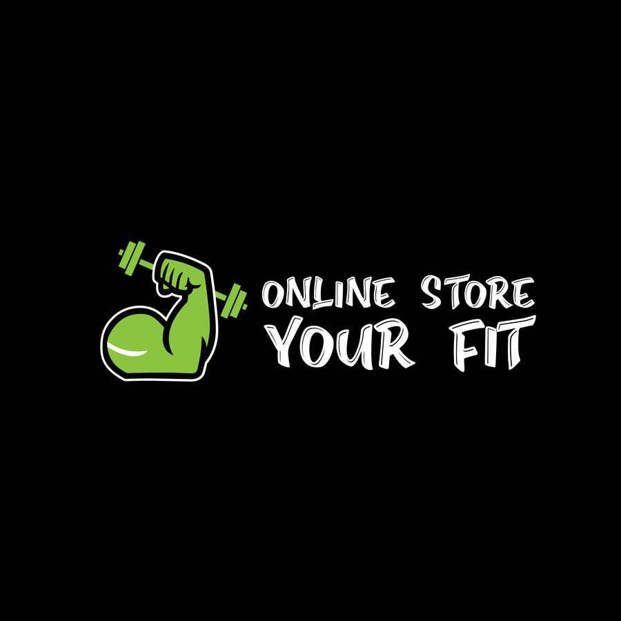 Конкурсная заявка №8 для Design a logo for a new fitness online store