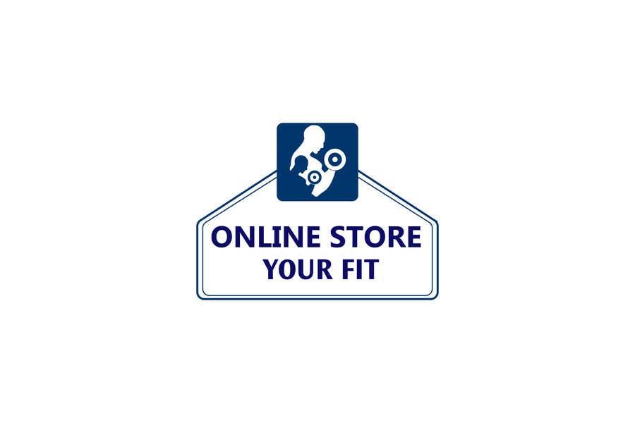 Конкурсная заявка №56 для Design a logo for a new fitness online store