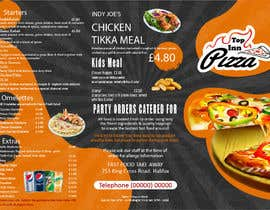 #5 for Menu Redesigned for Pizza Shop by CwthBwtm