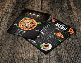 #8 for Menu Redesigned for Pizza Shop by Aabuemara
