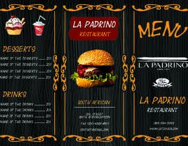 #14 for Menu Redesigned for Pizza Shop by ouajihmajid