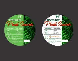 #13 , design a private label for my plate saucer product 来自 mindlogicsmdu