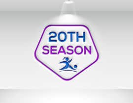 #15 cho Logo - High Resolution Version + 20th Season add bởi realzohurul