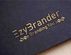 #54 untuk ezybrander.com I need a logo / Corp identity designed for a business which allows customers purchase design services for designing their personal branding. The tag line is EzyBrander - Branding You. oleh nessafaizun