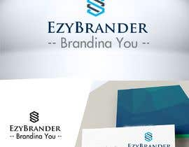 #24 untuk ezybrander.com I need a logo / Corp identity designed for a business which allows customers purchase design services for designing their personal branding. The tag line is EzyBrander - Branding You. oleh Zattoat