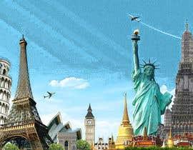 MohitKashyap28 tarafından Design a Banner (header image) for my travel blog için no 9