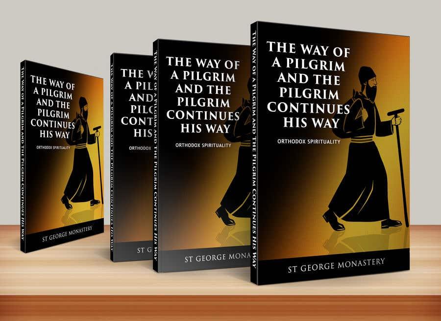 Proposition n°82 du concours book cover pilgrim