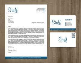 #135 dla Design Business card and other stationaries. przez ABwadud11
