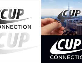 #556 for Cup Connection Logo - Free Form like Nike Logo by sevenoby7