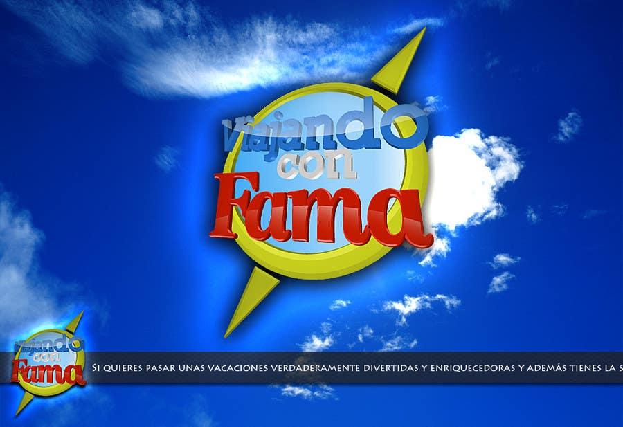 Kilpailutyö #7 kilpailussa Logo Design for TV Show