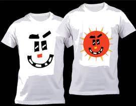 Nro 200 kilpailuun Graphic design for a Tshirt käyttäjältä golamrahman9206