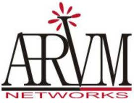 #120 para Logo Design for ARVM Networks por JoeBrat81